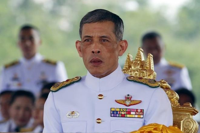 nha vua Thai Lan qua doi anh 8