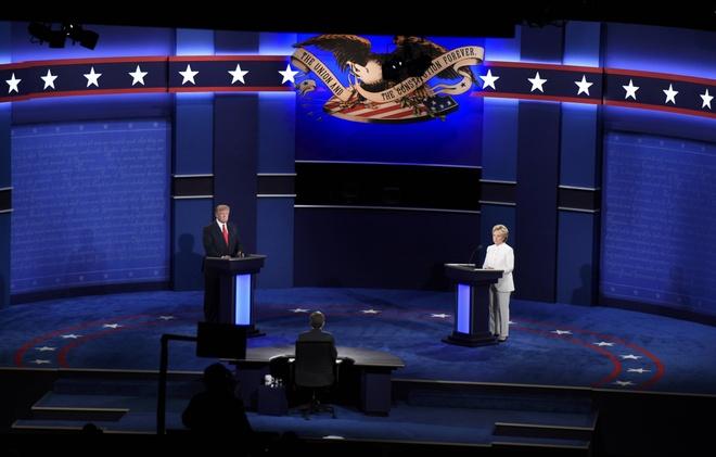 Trump: Clinton la nguoi dan ba xau tinh hinh anh 6