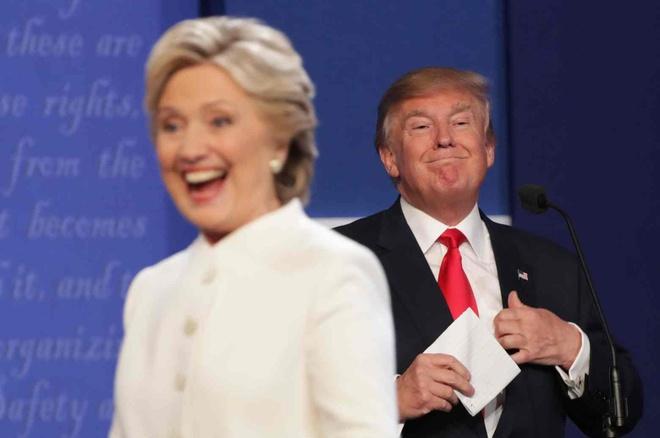 Trump: Clinton la nguoi dan ba xau tinh hinh anh 18