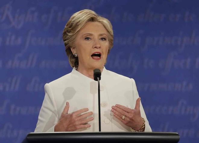 Trump: Clinton la nguoi dan ba xau tinh hinh anh 11
