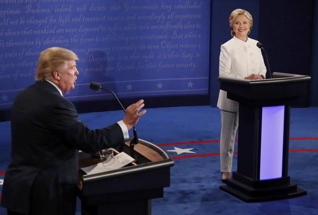 Trump: Clinton la nguoi dan ba xau tinh hinh anh 10
