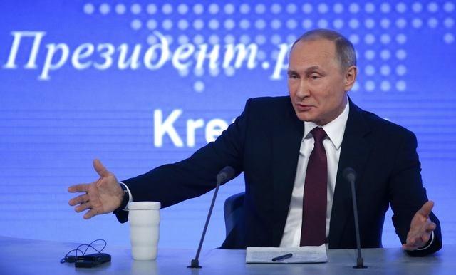 Putin hop bao cuoi nam anh 1