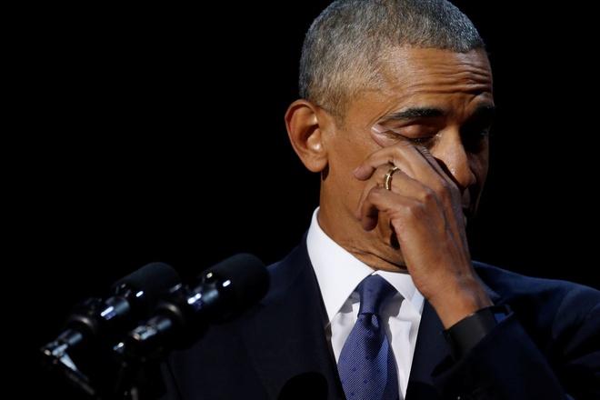 Obama phat bieu chia tay anh 8