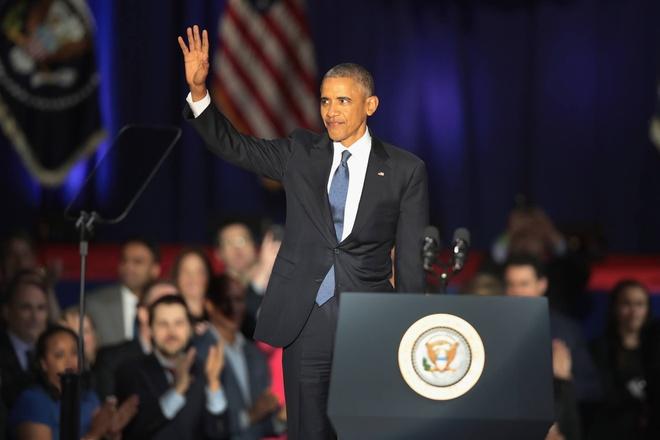 Obama phat bieu chia tay anh 2
