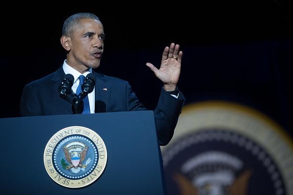 Obama phat bieu chia tay anh 9
