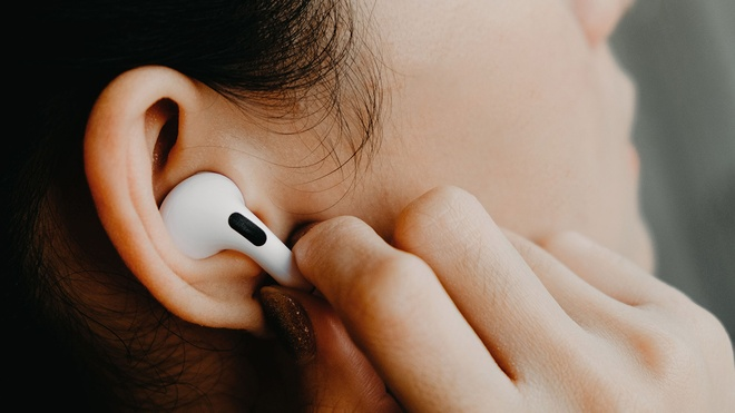 AirPods co tinh nang theo doi suc khoe, AirPods, Apple anh 1