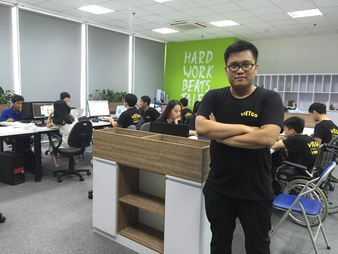 Startup Viet song khoe nho thi truong Uber, Grab 'bo quen' hinh anh 1