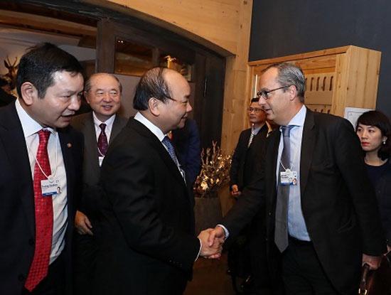 thu tuong doi thoai CEO cntt davos 2017 anh 1