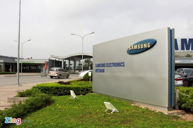 Samsung Viet Nam co bi anh huong sau loat su co? anh 1