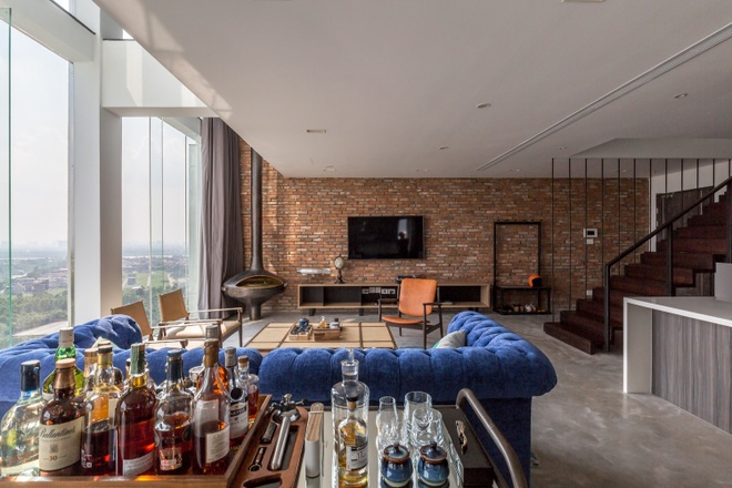 penthouse ecopark 250m2 anh 4