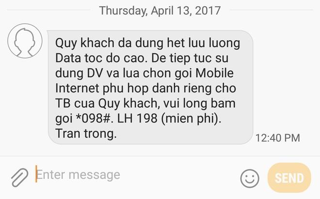 Thieu huong dan, thue bao Viettel can tien 3G thay vi xai 4G mien phi hinh anh