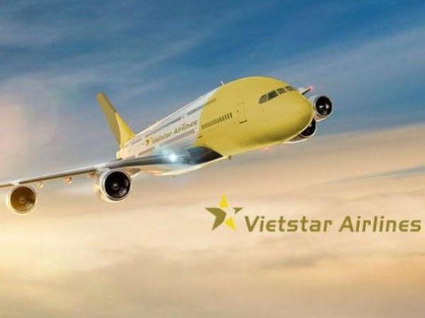 Chan dung Vietstar Airlines, hang hang khong noi dia moi cho cap phep hinh anh