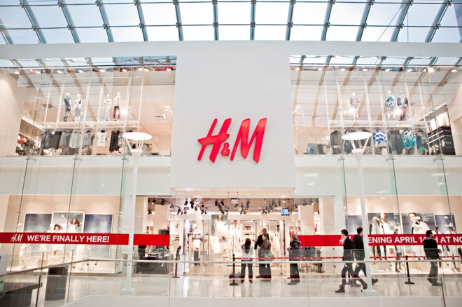 Cua hang dau tien cua H&M tai Sai Gon se mo vao thang 8 hinh anh
