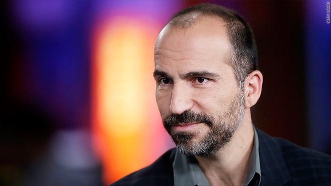 Uber da tim duoc CEO moi thay Travis Kalanick hinh anh