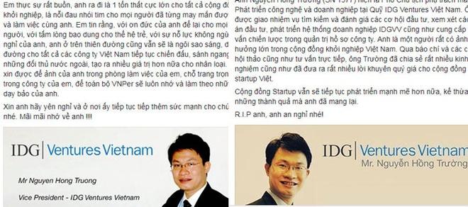 Nguyen Hong Truong: 'Ong anh' kin tieng cua startup Viet hinh anh 2