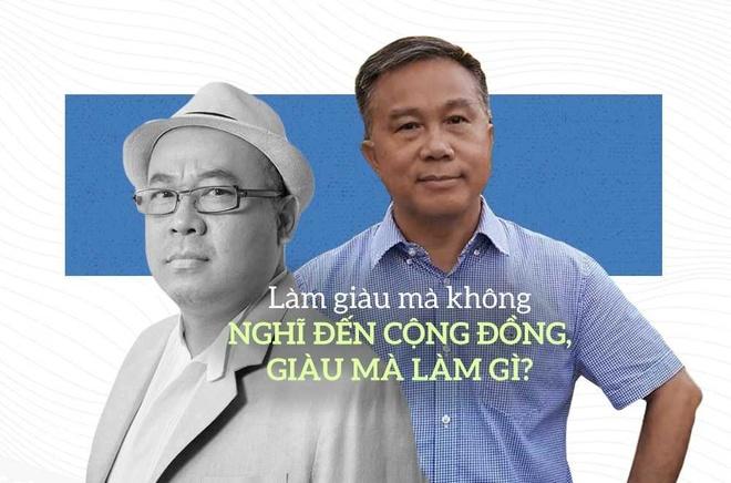 Vu Khaisilk: 'Lam giau khong nghi den cong dong, giau lam gi?' hinh anh