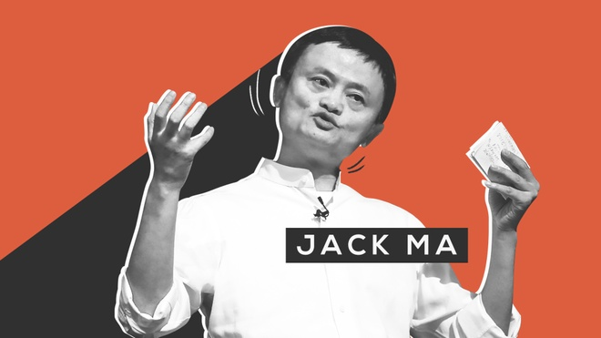 Jack Ma - Ga 'dien' khong bao gio biet lui buoc hinh anh