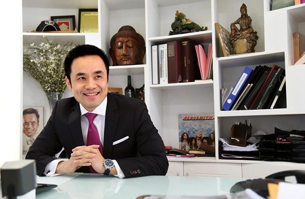 Doanh nhan Louis Nguyen T. va SAM trong ho so Paradise la ai? hinh anh
