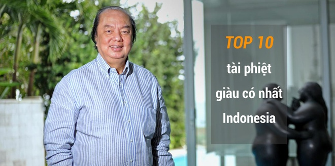 10 tai phiet giau nhat Indonesia hinh anh 1