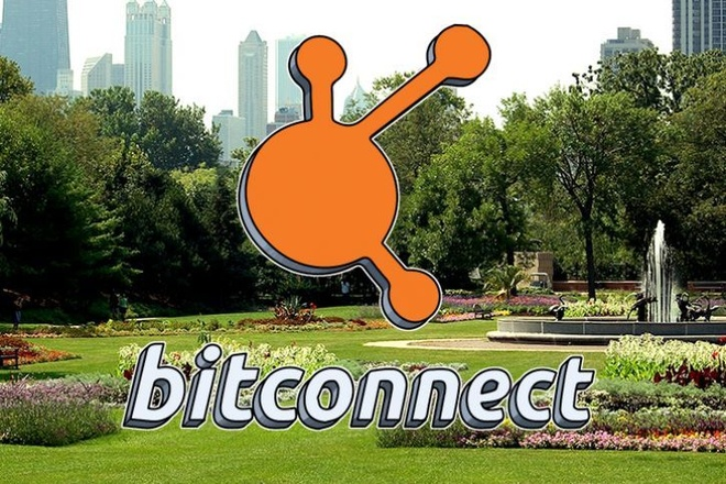 Bitconnect - san tien ao dinh cao buoc da cap gan nhu sap hoan toan hinh anh