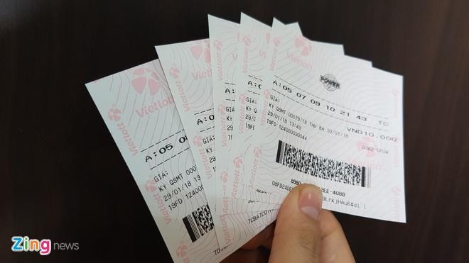 Vietlott nop ngan sach 1.200 ty dong nam 2018, tang 10% so voi 2017 hinh anh