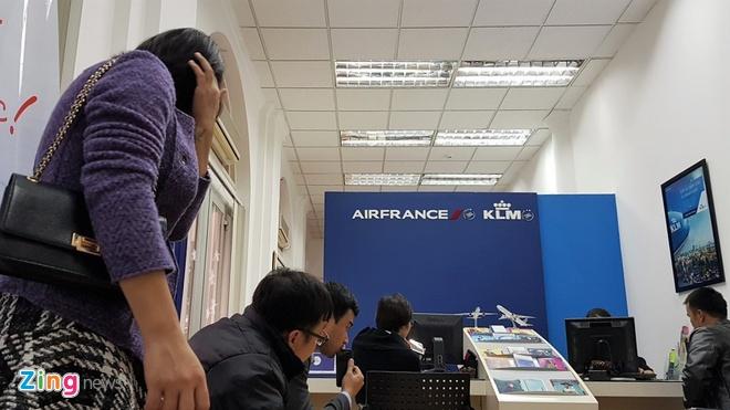 'Cau tra loi cua Air France chung chung, khong the chap nhan' hinh anh 1
