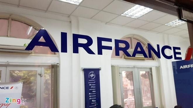 Khach bay bi Air France don phuong huy ve: Chung toi gan nhu mat Tet hinh anh 3