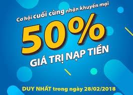 Ngay cuoi khuyen mai 50%: Nguoi dung di dong khoe tai khoan bac trieu hinh anh