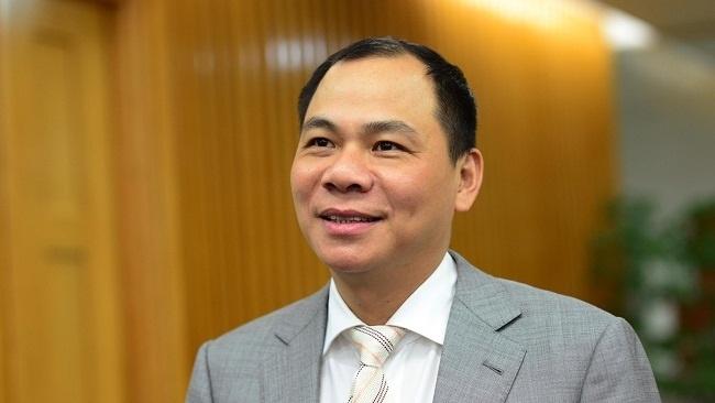Ty phu Pham Nhat Vuong 'bo tui' them 1,4 ty USD trong mot thang hinh anh
