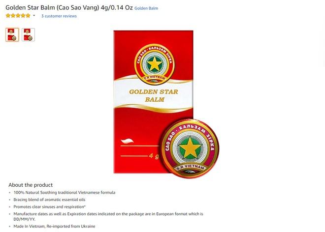 Loat san pham dan da cua Viet Nam tren ke hang Amazon My hinh anh 1