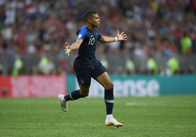 Nike khang dinh thang lon tai World Cup 2018 hinh anh