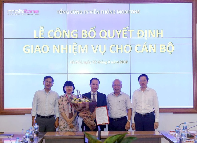 Ong Nguyen Dang Nguyen nhan nhiem vu Tong giam doc MobiFone hinh anh