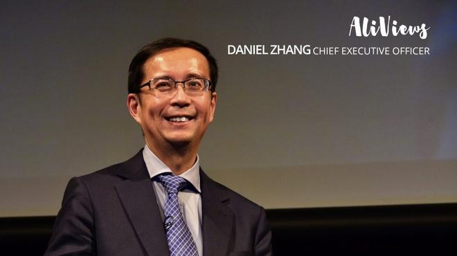 Daniel Zhang, nguoi ke vi Jack Ma, la ai? hinh anh