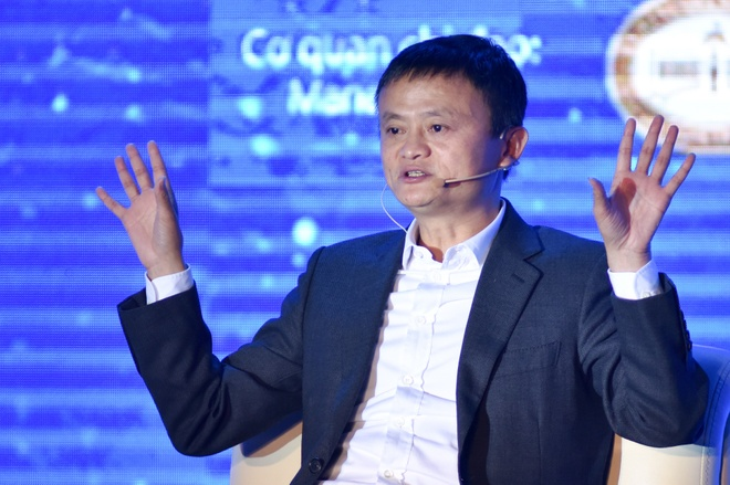 Jack Ma: 'Chien tranh thuong mai My - Trung co the keo dai 20 nam' hinh anh