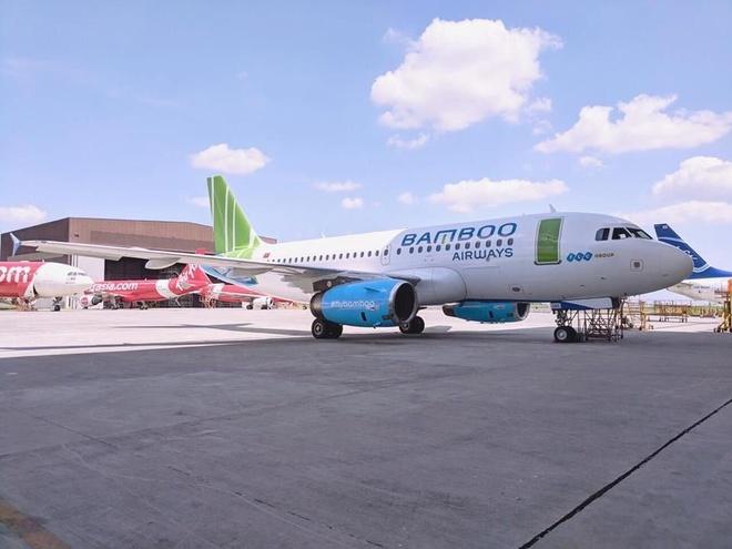 Cuc Hang khong: Bamboo Airways chua thuoc nhom duoc cap quyen bay hinh anh