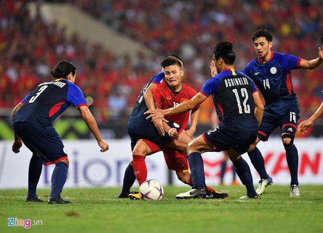 Ve tran chung ket Viet Nam vs Malaysia du kien mo ban ngay 10/12 hinh anh 1