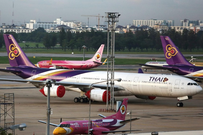 Thai Airways ngung bay sang Viet Nam? hinh anh 1