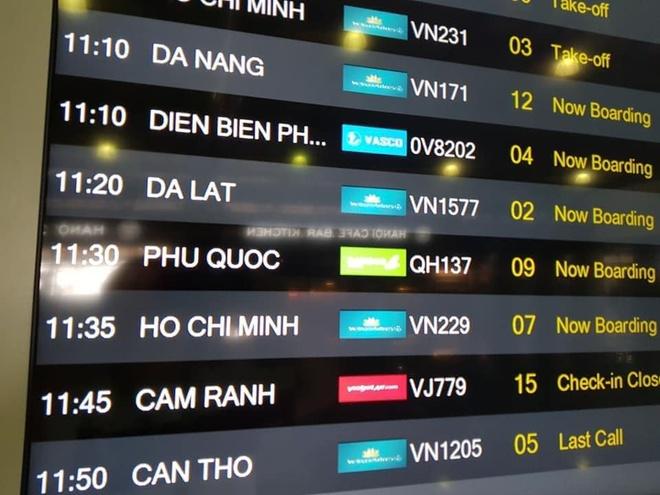 Hinh anh chuyen bay cua Bamboo Airways xuat hien tren mang xa hoi hinh anh 2