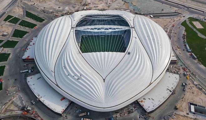 Kinh te Qatar vat va sau con sot xay dung World Cup 200 ty USD hinh anh 1
