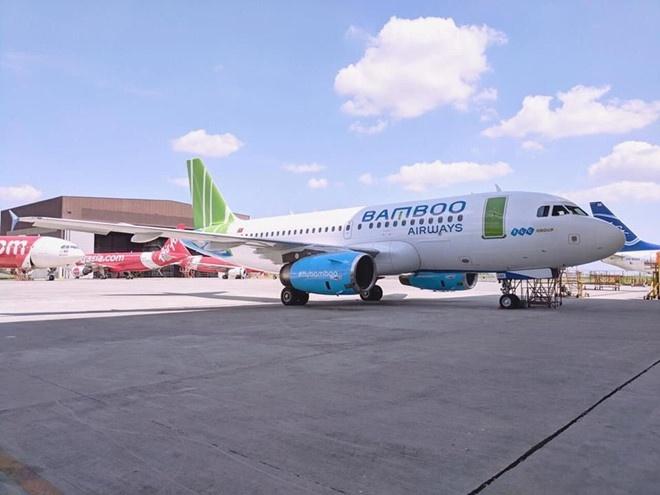 Vua mo ban ve, trang chu Bamboo Airways da 'sap' hinh anh