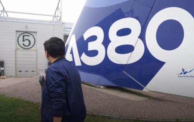 Airbus thong bao ngung san xuat A380, co den tay Boeing hinh anh