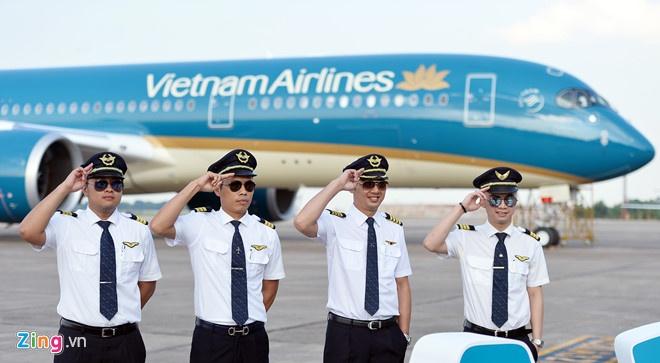 Vietnam Airlines dang lam bao cao ve van ban 'mat' to Bamboo Airways hinh anh 1
