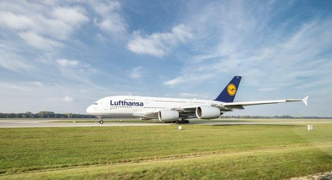 Lufthansa ban lai 6 chiec A380 cho Airbus vi 'khong the sinh loi' hinh anh 1