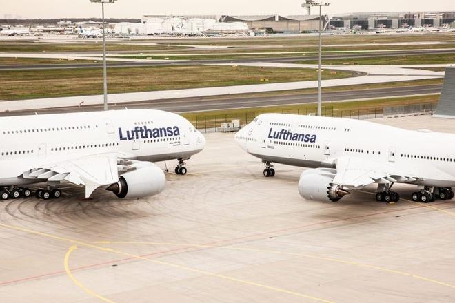 Lufthansa ban lai 6 chiec A380 cho Airbus vi 'khong the sinh loi' hinh anh 2