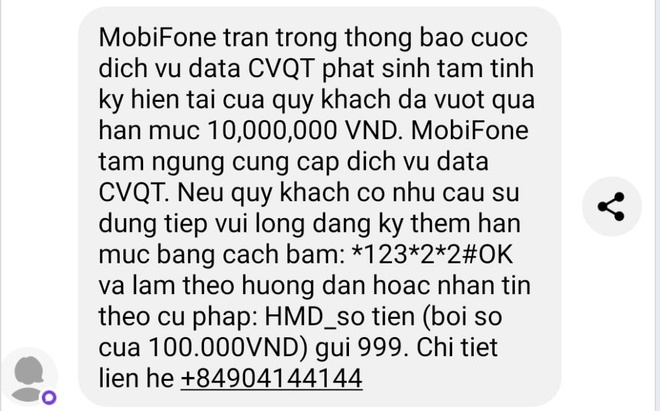 Chi o Viet Nam, khach duoc nha mang bao cuoc chuyen vung 10 trieu hinh anh 1
