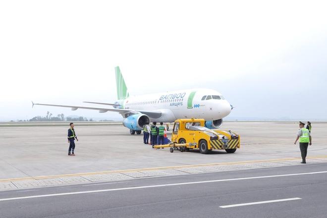 Chính phủ cho Bamboo Airways tăng lên 30 máy bay đến năm 2023