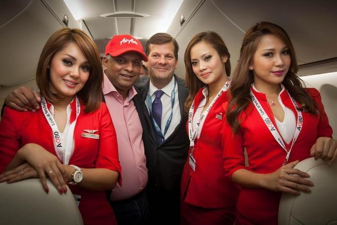 Sep AirAsia: Sau Bamboo Airways, Viet Nam van con nhieu du dia hinh anh 1
