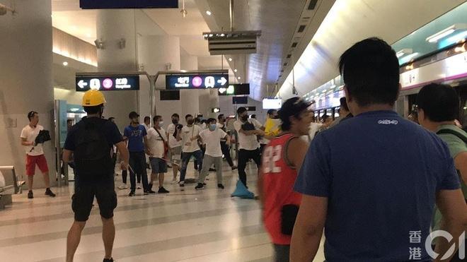 Hàng không Việt Nam khuyến cáo hành khách về biểu tình Hong Kong
