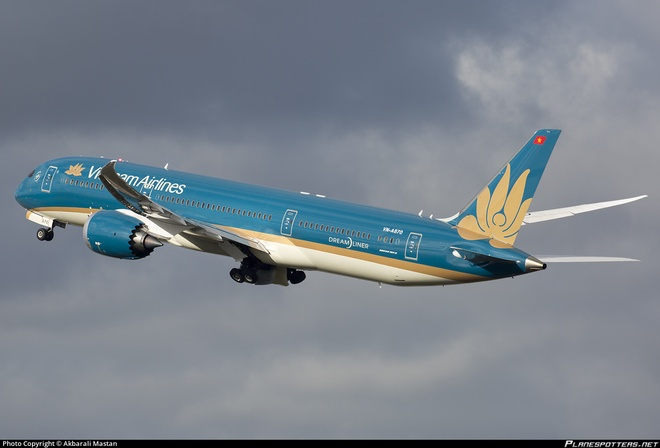 'Phi cong lai 787 cua Vietnam Airlines da lung tung' hinh anh 1