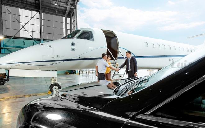 Vietstar Airlines tung suat bay VIP, 1 ty dong khu hoi TP.HCM - Ha Noi hinh anh 1